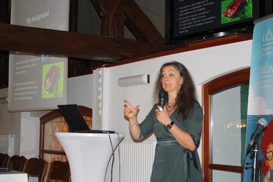 Predavateljica Dr. Theresa Schilhab