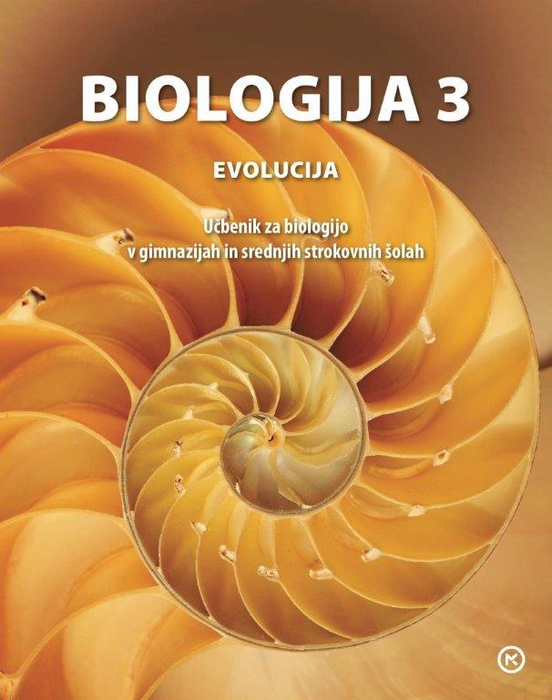 Biologoja 3, učbenik