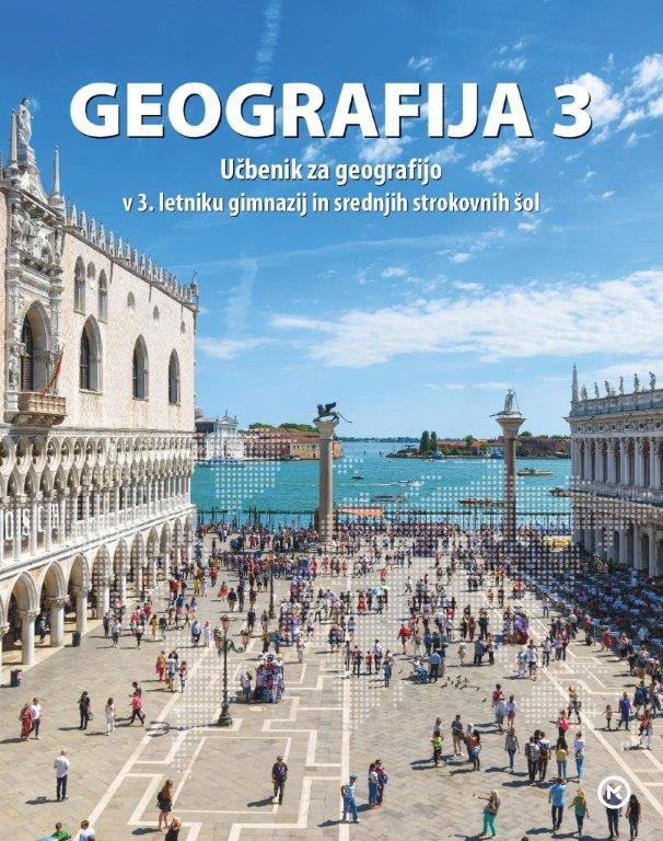 Geografija 3, učbenik