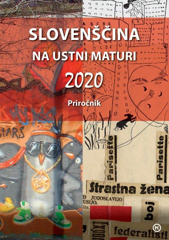 Slovenščina na ustni maturi 2020
